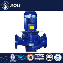 Vertical Inline high Efficiency Centrifugal water Pump