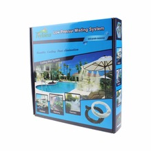 High Quality Easy Installation DIY Water Patio Low Pressure Mist System