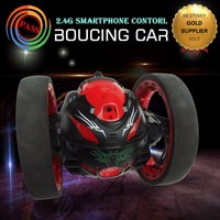 High quality bouncing toy car walking upright remote control car