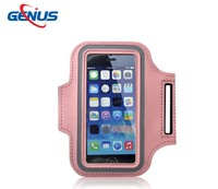 Manufacturer Custom Neoprene Sporty Armband Cell Phone Case