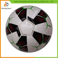 New products custom design promotion cheap soccer ball China sale