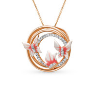 Europe Products Designer Fashion Latest Designs fertility pendant necklace