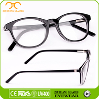 New Pattern Fashionable Custom italy design CE Eyeglasses made in Shenzhen
