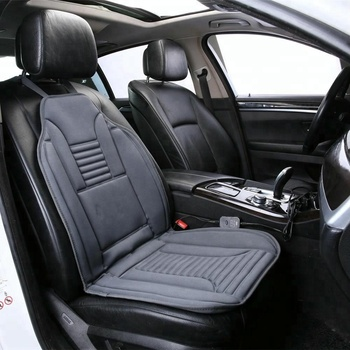 Sojoy 12V electric heated car seat cushion