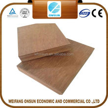 wholesale top quality decoration tongue and grooved plywood for furniture