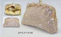 Factory customized Bling Bling Elegant rhinestone flatback crystal rhinestone mesh sheet for Handbag