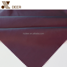 Factory Price 100 Polyester Striped Dyed Twill Fabric For Garment