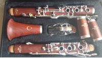 Clarinette, Rosewood Turkish G Key Clarinet for sale
