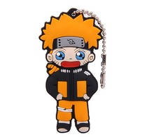 8gb Anime USB Flash Drives 2.0 Hokage Ninjia Flash Drive Naruto Uzumaki USB Memory