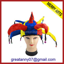 China wholesale cheap high quality pharaoh halloween assorted party hat halloween foam hats for sale