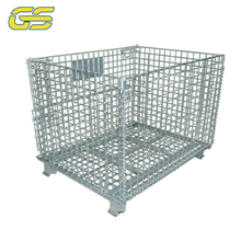 Factory direct sale 1.22M3/1.52M3/1.84M3 wire mesh storage cage
