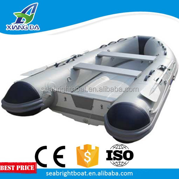 Popular Foldable Fiberglass dinghy fishing boats for Sale