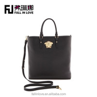 Business lady OL style women pu women bag leather handbag