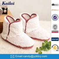 nice quality captivating and likable plush warm lady snow boot