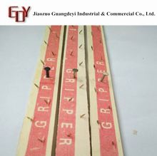 competition price floor edging carpet trim/flexible transition strips
