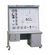 Teaching Platform /Double-Freezer Control Circuit/ Electrical Lab Equipment
