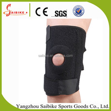 Neoprene spring Knee Support Sleeve for Exercise and Injury Recovery