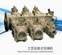 Process reciprocating piston compressor is widely used in many fields such as petrochemical,chemical, coal gas ,natural gas,meta