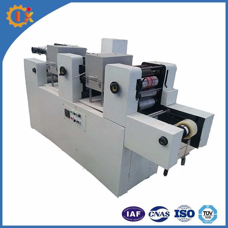 Single Color Offset Printing Machine BOPP Tape Printing Machine