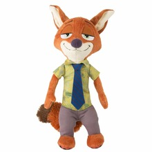Talking Plush fox toy stuffed mechanically repeat speaking animal toys