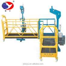 Special ZLP Series Rope Suspended Platform / 90 Degree Swing Stage