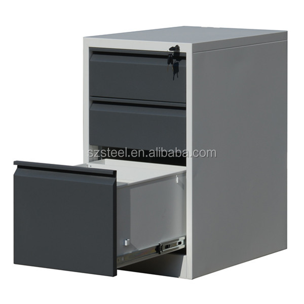 Herman Miller office furniture lateral steel file cabinet 2-tier lateral file steel file cabinet