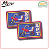 Custom Plastic Embossed 3D Rubber Patch