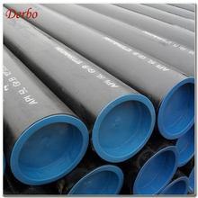 2inch SCH XS ASTM A53 GR.B ASME B36.10 carbon steel seamless pipe beveled ends