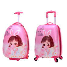 SHENGMING Cheap ABS Kids Luggage Bags