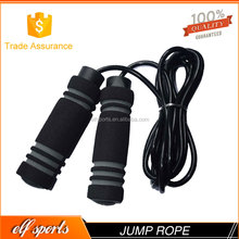 Premium Speed Jump Rope for Crossfit WOD, Boxing and Fitness by CrossFit Jump Rope with Balancing Weight