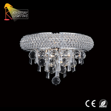 Quality Assurance Modern LED Crystal Beads Ceiling Light