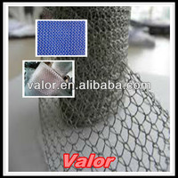 stainless steel wire mesh cone filters/304,316,304L,316L stainless steel knitted screen mesh