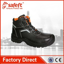 China factory cheap leather kickers vietnam safety shoes manufacturer