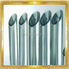 ASTM A554 tube 50.8mm stainless steel puching base ball