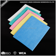 Factory Price Nonwoven Kitchen Furniture Disposable Cleaning Cloth