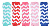 Baby Chevron Leg Warmers Knitting Pattern