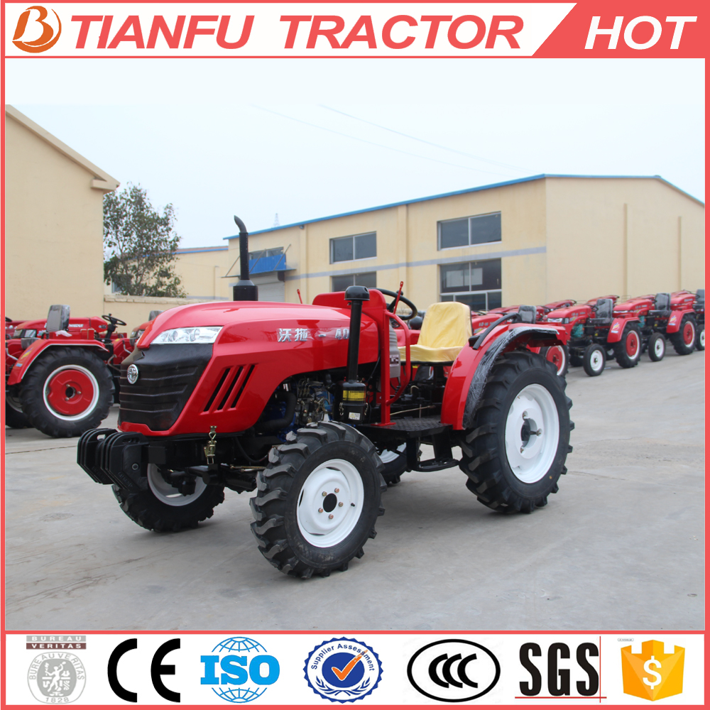 4wd middle 55hp tractors for sale