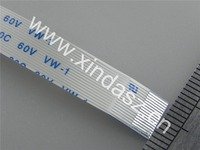 16pin 0.5mm pitch 200mm A type PC LCD PDP FFC Cable Assemble