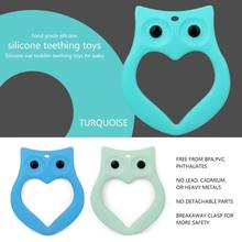 Food grade silicone full body silicone baby for sale teether