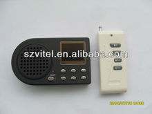MP3 Hunting bird calls player with remote control CP360B