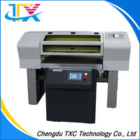Multicolor digital univeral printer foil printing rice bag printing business card printing machine made in China