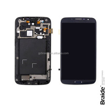 China Original complete Lcd screen digitizer for samsung galaxy mega 6.3 i9200 i9205 replacement with one year warranty.