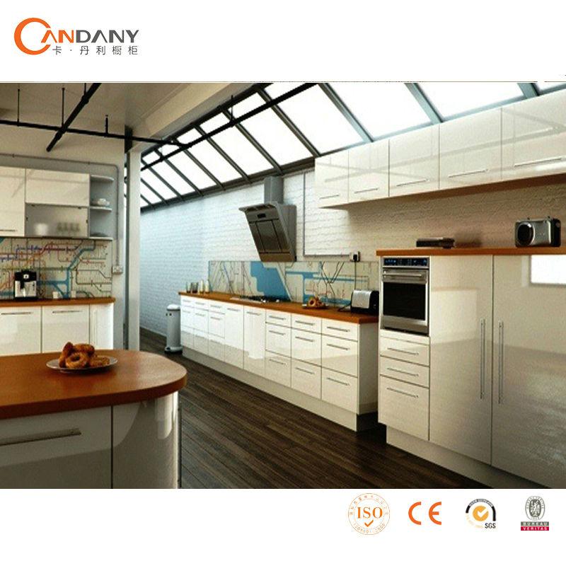 Moderno gabinete de cocina de estilo europeo gabinete de for Cocinas estilo moderno
