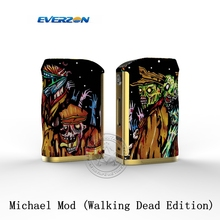 Trending Asvape Walking Dead 200W VO Chipset Dual 18650 Battey E cig Vape Mod TC VPC for wholesale