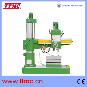 ZQ3040CX12 TTMC Radial Arm drilling machine