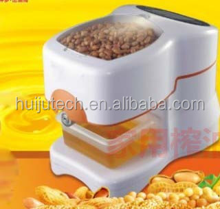 Free shipping! Easily <strong>operated</strong> small type sesame oil extraction machine HJ-P08 in China