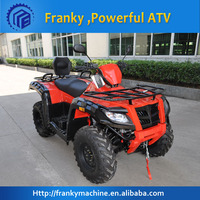 Strong wheel atv atv camping trailer