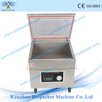 DZ-350 table vacuum sealer machine vacuum packed olives