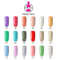 RONIKI high quality classic series color gel soak off nail gel polish