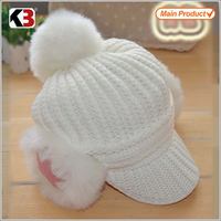 2015 Manufacture of high quality winter warm knitted hat